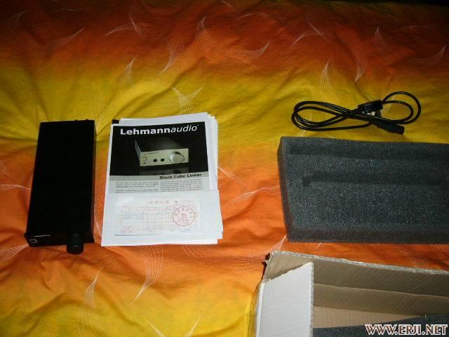 出95新莱曼耳机放大器,08年5月12日,4000元图片
